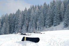 Ski en Snowboard Stock Foto's
