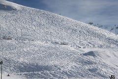 Ski equipment Stock Images