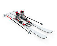 Ski Equipment  Stock Photos