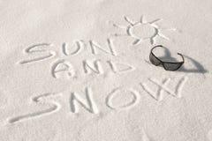 Ski-Feiertage Lizenzfreie Stockfotografie