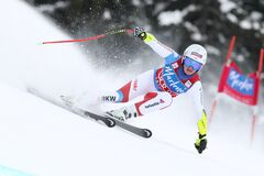 Ski FIS Ski World Cup 2020 - Women Super-G