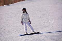 Ski folklorique de Pékin Images libres de droits