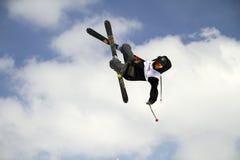 Ski freestyle Royalty Free Stock Photography