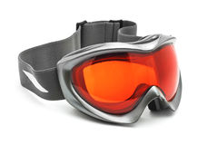 Ski glasses Royalty Free Stock Photos