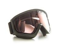 The ski glasses. Royalty Free Stock Photos