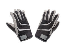 Ski gloves Royalty Free Stock Image