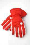 Ski gloves Royalty Free Stock Photography