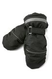 Ski gloves Stock Photo