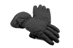 Ski gloves Royalty Free Stock Images