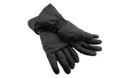 Ski gloves Stock Photography