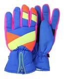 Ski Gloves Stock Photos