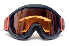 Ski Goggles (Front View) Royalty Free Stock Images