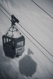 Ski Gondola Royalty Free Stock Images