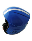 Ski helmet Stock Photography