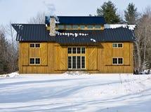 Ski House Stock Photos