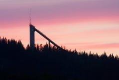 Ski Jump Stock Images