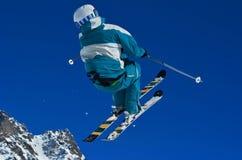 Ski Jump Imagen de archivo