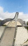 Ski Jump in Oslo Stock Images