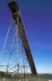 Ski jump tower Stock Photos