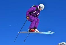 Ski Jump Royalty Free Stock Photos