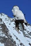 Ski jumper Royalty Free Stock Photos