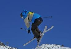 Ski jumper Royalty Free Stock Images