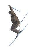 Ski jumper Royalty Free Stock Photography