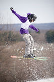 Ski Jumper Royalty Free Stock Image