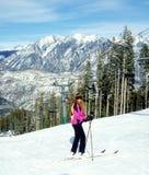 Ski Kolorado stockbilder