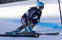 SKI: Lienz Giant Slalom Stock Photos