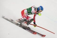 SKI: Lienz Slalom Stock Photography