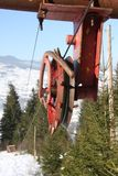 Ski-lift Stock Images