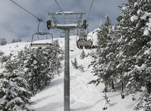 Ski Lift Stock Photos