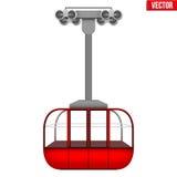 Ski Lift Gondola Stock Images