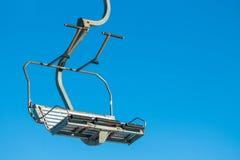 Ski lift seat Stock Photos