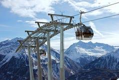 The Ski Lift Stock Photos