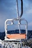 Ski Lift Winter Imagem de Stock Royalty Free
