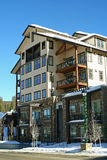 Ski Lodge Royalty Free Stock Photo