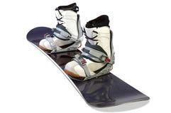 Ski met laarzen Royalty-vrije Stock Foto's