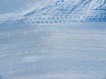 Ski Moguls auf Steigungen Lizenzfreies Stockfoto
