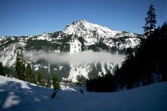 ski mountain Fotografia Royalty Free