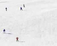 Ski mountain Stock Photo