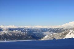 Ski mountains Stock Photos