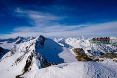 ski park fotografia stock