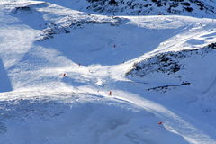 Ski Passion Royalty Free Stock Image