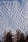 Ski piste Royalty-vrije Stock Afbeeldingen