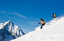Ski Race Stock Photos
