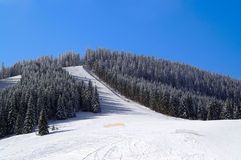 Ski Resort. Bukovel Carpathians Ukraine Stock Photography
