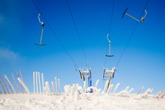 Ski resort Stock Photos