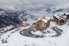 Ski Resort Royalty Free Stock Image